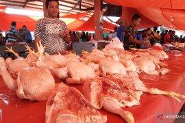 Gubernur Gorontalo: stok pangan di daerah cukup