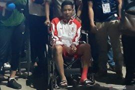Evan Dimas jalani pemindaian MRI di Jakarta