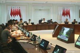 Presiden: pemanfaatan dana desa diutamakan untuk program padat karya