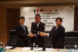 Malaysia kirim bahan bakar sawit ke Jepang