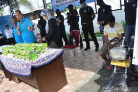 BNN tangkap bandar narkoba modus penarik becak