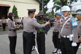 Karena terlibat narkoba,  satu personel Polres Bukittinggi dipecat