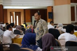 Pemkab Bekasi gelar pendampingan penyusunan RUP barang dan jasa 2020