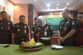 Kejari Banjarbaru raih penghargaan Wilayah Bebas Korupsi