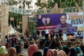 Sandiaga Uno semangati pengusaha millenial Banjarbaru
