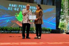 Asian Agri raih penghargaan pada peringatan Hari Perkebunan 2019