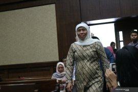 Gubernur Jatim Khofifah bantah minta Rommy perjuangkan kakanwil Kemenag Jatim
