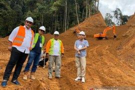 Jalan lintas Aceh Besar-Aceh Jaya tuntas tahun 2022