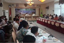 Wabup HSS pimpin rakor penanganan masalah kualitas air Sungai Amandit