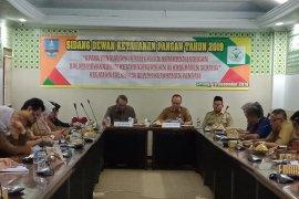 Wakil Bupati Serang minta penguatan DKP menjaga ketahanan pangan