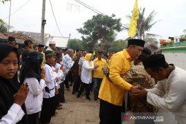 Ketua Dewan eks penggembala rayakan syukuran bareng konstituen