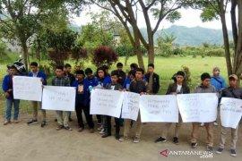 Mahasiswa gelar diskusi terbuka terkait penegerian UGP Takengon