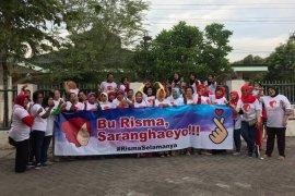 Anggota Relawan Risma Selamanya di Surabaya terus bertambah