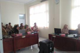 Diskominfo Sijunjung sosialisasikan E-LHK ke kecamatan