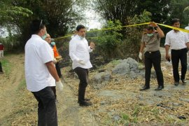 Wali Kota Kediri kunjungi tempat pembuangan limbah