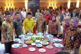 Hadiri pertemuan tahunan Bank Indonesia, Waka DPRD berharap ekonomi Jambi 2020 meroket