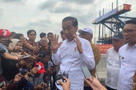 Kasus dugaan pelecehan pramugari, Jokowi: itu sudah urusan kepolisian