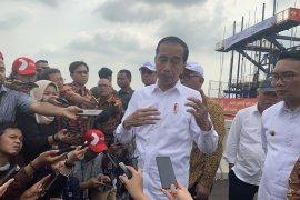 Presiden Jokowi: ujian nasional dihapus mulai 2021