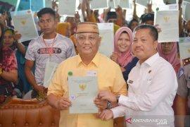 Gubernur Gorontalo target rakyat di kepulauan segera miliki sertifikat