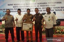 Sungai Mandau jadi kecamatan terbaik di Riau, ini inovasinya