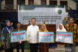 Selama 2019, BP Jamsostek Padangsidimpuan bayar klaim di Tapsel lebih Rp700 juta