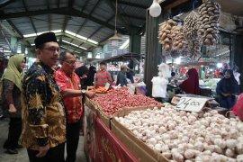 TPID Kota Pontianak sidak pasar jelang Natal dan Tahun Baru