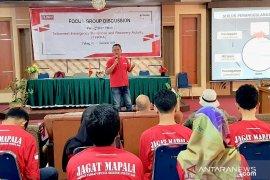 Telkomsel ajak mahasiswa dan relawan siap tanggap bencana