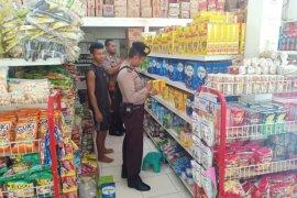 Polisi Kapuas Hulu cek harga sembako jelang Natal dan Tahun Baru