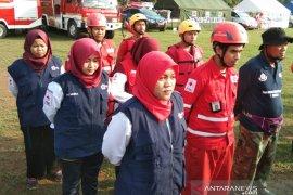 Antisipasi bencana musim hujan, personel PMI Tangerang disiagakan