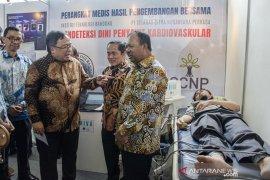 Peluncuran perangkat medis Niva