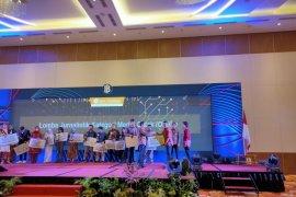 Pewarta ANTARA Juara II Lomba Karya Jurnalistik Bank Indonesia