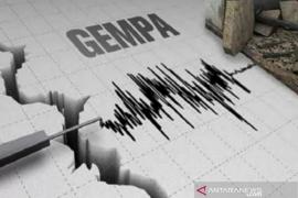 Gempa bumi magnitudo 5,0 guncang Sukabumi