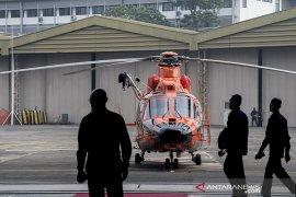 PT DI serah terimakan helikopter Dauphin ke Basarnas