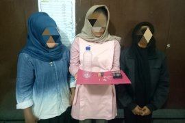 Polisi ringkus lima pengguna narkoba di Banda Aceh, dua diantaranya pasangan suami istri