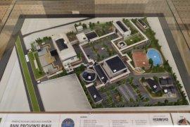 Rancang bangun gedung representatif BNN Riau rampung 100 persen