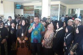 Pemerintah Aceh berangkatkan Umrah 90 guru berprestasi