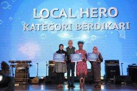 Pertamina EP borong penghargaan Local Hero dan Proper Hero Award