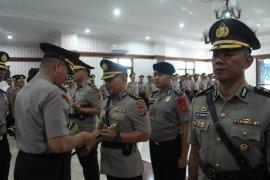 Tiga pejabat Polda Aceh diganti