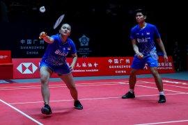 Indonesia Masters, menang rubber gim, Praveen/Melati ke perempat final