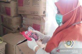 Balai Karantina Pangkalpinang amankan 437 kilogram sosis tak berdokumen dari Palembang