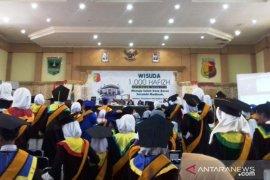 Ribuan orang antusias hadiri wisuda 1.000 tahfizh 2019