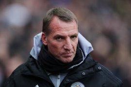 Brendan Rodgers sebut Leicester tidak akan jual pemain top pada Januari