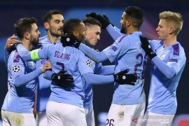 Manchester City dihukum larangan tampil di kompetisi Eropa dua musim