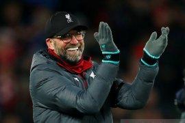 Jurgen Klopp perpanjang kontrak di Liverpool hingga 2024