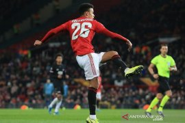 Manchester United rajai Grup L usai gulung AZ Alkmaar 4-0