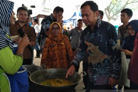 Bima Arya tawarkan kerja sama budidaya ikan air tawar pada BRSDM KKP