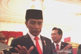 Jokowi ungkap alasan pilih Wiranto pimpin Wantimpres