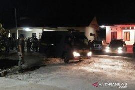 Jenazah anggota Satgas Tinombala dibawa ke Palu