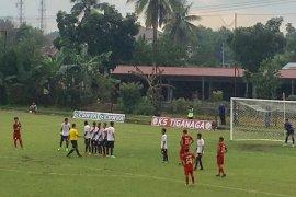Gagal raih kemenangan, Tiga Naga Riau ditahan imbang Karo United