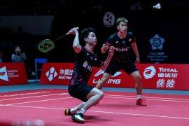 Minions jadi wakil ketiga Indonesia ke semifinal BWFWorld Tour Finals 2019